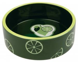 Miska ceramiczna Fresh Fruits GREEN LIME