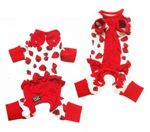 Pizamka lub Dres STRAWBERRY
